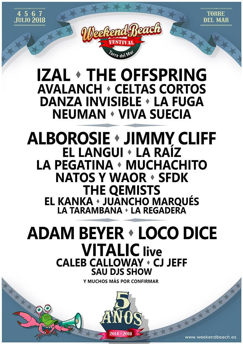 cartelweekendbeachfesival2018(a12dic17)